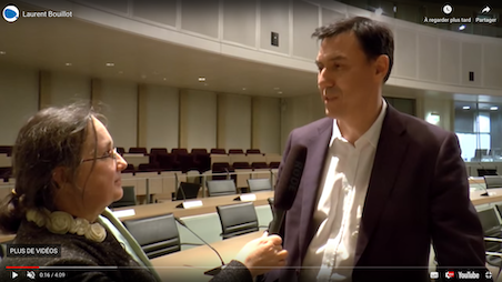 Laurent Bouillot, Siradel et les smart cities